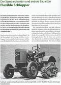 Fendt Dieselroß - Typengeschichte und Technik
