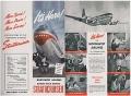 Flug in die Vergangenheit