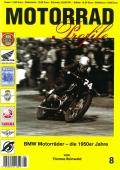BMW Motorräder - Die 1950er Jahre