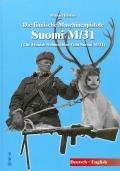 Die finnische Maschinenpistole Suomi M/31