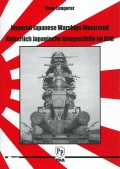 Kaiserliche japanische Kriegsschiffe im Bild