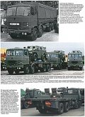 British Cold War Military Trucks - FODEN