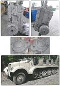 Sd.Kfz. 6 - 5 ton Zugkraftwagen Büssing-NAG & variants