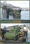 Panzerkampf in Eis und Schnee