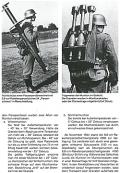 Deutsche Nahkampfmittel: Munition, Granaten und Kampfmittel bis