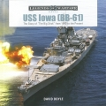 USS Iowa (BB-61) - The Story of The Big Stick 1940 to Present
