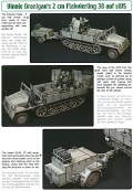 Büssings schwerer Wehrmachtschlepper (sWS) armoured and ...