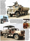 Armored/Gun Trucks of the US Army in Iraq - Gepanzerte/Gun Trucks der US Army im Irak