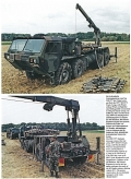 HEMTT: Heavy Expanded Mobility Tactical Truck, Development, Technology and Variants - Part 1