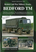 British Cold War Military Trucks Bedford TM