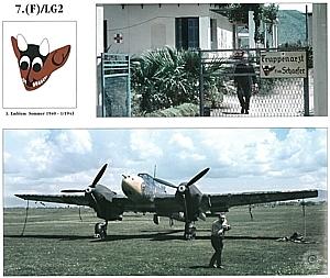 und Fernaufklarer Nah Band 1 Embleme der Luftwaffe