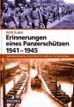Willi Kubik: Erinnerungen eines Panzerschützen 1941-1945