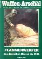 Koch: Waffen-Arsenal - Flammenwerfer des deutschen Heeres
