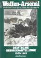 A. Buchner: Waffen-Arsenal - Deutsche Gebirgsartillerie 1935-45