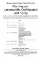 Koop & Schmolke: Planmappe: Linienschiffe Ostfriesland & König