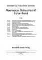 Koop & Schmolke: Planmappe: Schlachtschiff Scharnhorst