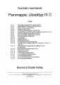 Fritz Köhl & Axel Niestle: Planmappe: Uboottyp IX C