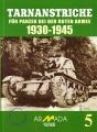 Tarnanstriche für Panzer bei der Roten Armee 1930-1945