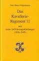 Fritz Heinz Felgenhauer: Das Kavallerie-Regiment 11