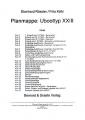 Eberhard Rössler & Fritz Köhl: Planmappe: Uboottyp XXIII
