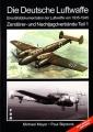 Zerstörer- und Nachtjagdverbände der Luftwaffe, Teil 1