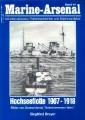 Siegried Breyer: Marine Arsenal - Hochseeflotte 1907-1918