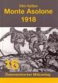 Otto Gallian: Monte Asolone 1918