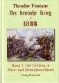 Theodor Fontane: Der deutsche Krieg von 1866 - Band 2
