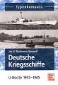 Typenkompass - Deutsche Kriegsschiffe 1933-1945 (U-Boote)