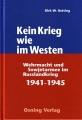 Dirk W. Oetting: Kein Krieg wie im Westen