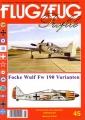 Focke Wulf Fw 190 Varianten