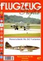 Messerschmitt Me 262 - Varianten