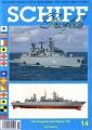 Olaf Rahardt: Die Fregatten der Klasse 123