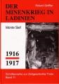 Robert Striffler: Minenkrieg in Ladinien (Monte Sief) 1916-1917