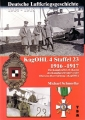Michael Schmeelke: KagOHL 4 Staffel 23 1916-1917