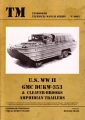 U.S. WW II GMC DUKW-353 & Cleaver-Brooks Amphibian Trailers