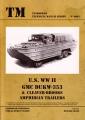 U.S. WW II GMC DUKW-353 & Cleaver-Brooks Amphibian Trailers