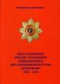 Hausorden und tragbare Ehrenzeichen Großherzogtum Oldenburg