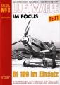 Luftwaffe im Focus, Edition Spezial No. 3: Messerschmitt Bf 109