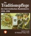 Die Traditionspflege des österreichischen Bundesheeres 1918-1998