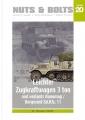 L. Zugkraftwagen 3 ton & variants - Hanomag/Borgward - Sd.Kfz.11