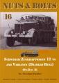 Schwerer Zugkraftwagen 12 ton & variants Daimler-Benz (Sd.Kfz.8)