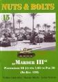 Panzerjäger 38(t) für 7,62cm Pak36 Marder III (Sd.Kfz.139)