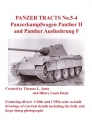 Panzerkampfwagen Panther II and Panther Ausführung F