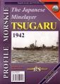 Der japanische Minenleger TSUGARU (1942)