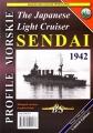 Der japanische Leichte Kreuzer SENDAI (1942)