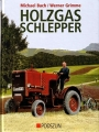 Holzgas-Schlepper