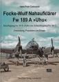 Focke-Wulf Nahaufklärer Fw 189 A Uhu ...