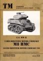 U.S. WW II 75mm Howitzer Motor Carriage M8 HMC