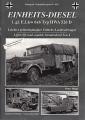 Einheits-Diesel - 1. gl. E. LKW 6X6 Typ HWA 526 D